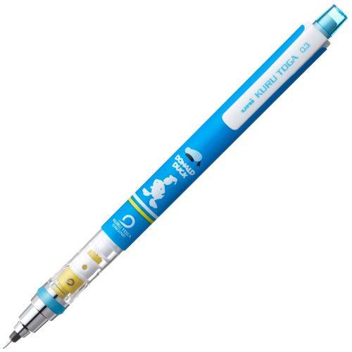 三菱鉛筆 シャープペン クルトガ ディズニー 0.3 M3650DS1P