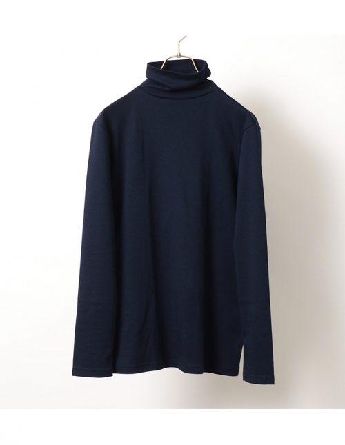 バンドール(BANDOL) インターロックタートルネックTシャツ