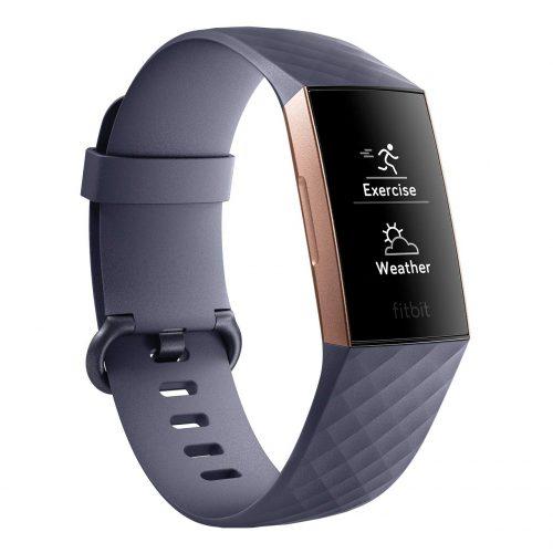 フィットビット(Fitbit) フィットネストラッカー Charge 3 FB410RGGY-CJK