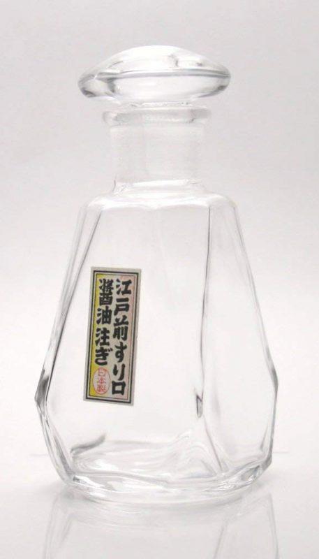 岩澤硝子 江戸前すり口醤油注ぎ 大 WA-417