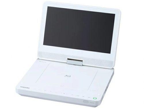 東芝(TOSHIBA) ポータブルブルーレイディスクプレーヤー REGZA SD-BP900S