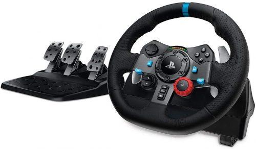ロジクール(Logicool) DRIVING FORCEレーシングホイール G29 LPRC-15000
