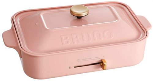 ブルーノ(BRUNO) コンパクトホットプレート