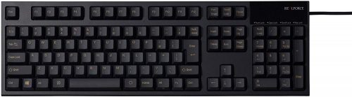 東プレ(Topre Corporation) REALFORCE R2 静電容量無接点方式 USBキーボード R2-JP4-BK