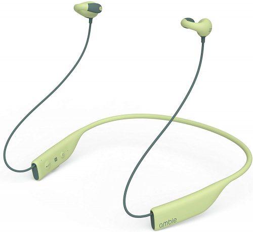 アンビー(ambie) wireless earcuffs