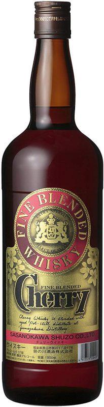 笹の川酒造 チェリーウイスキー