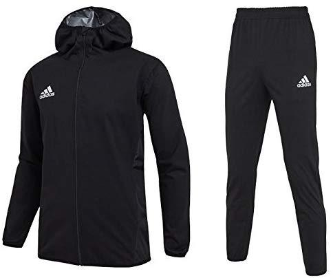 アディダス(adidas) サウナスーツ 日本向けサイズ シルバーハイロン
