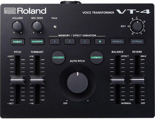 ローランド(Roland) VT-4 Voice Transformer ボイストランスフォーマー AIRA