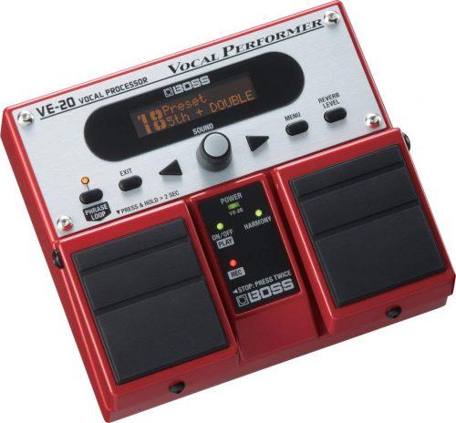 ボス(BOSS) ボーカルエフェクター Vocal Processor VE-20