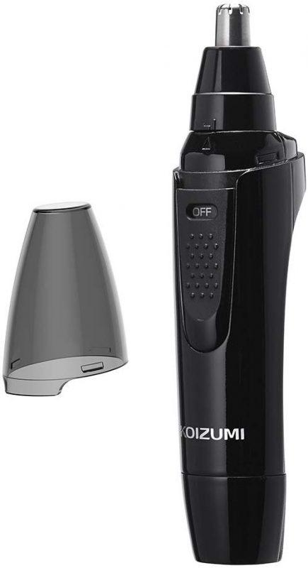 コイズミ(KOIZUMI) ノーズエチケットトリマー 電池式 KMC-0370