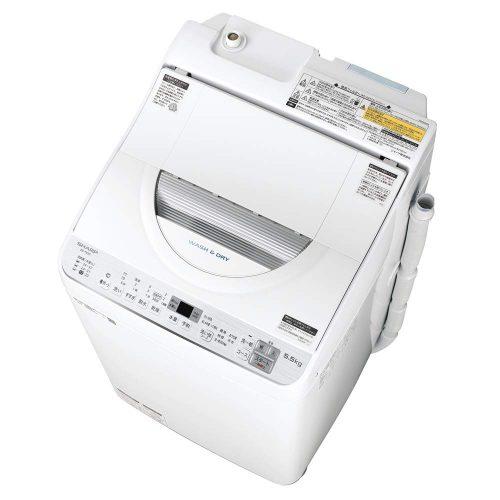 シャープ(SHARP) タテ型洗濯乾燥機 ES-TX5C