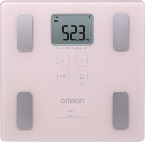 オムロン(OMRON) 体重体組成計 カラダスキャン HBF-214