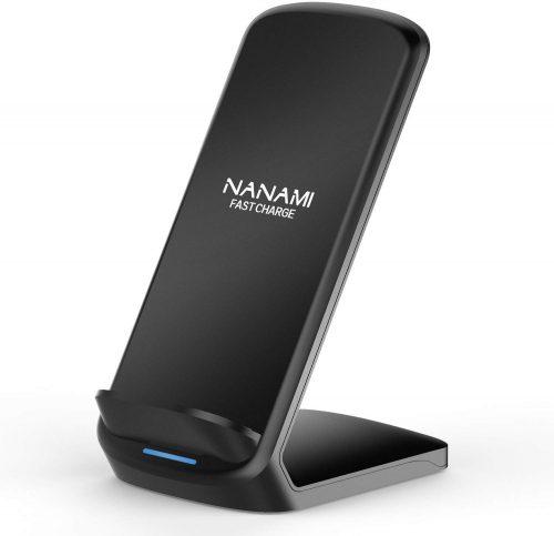 NANAMI Qi ワイヤレス急速充電器