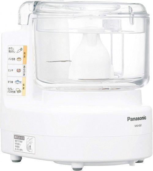 パナソニック(Panasonic) フードプロセッサー MK-K61