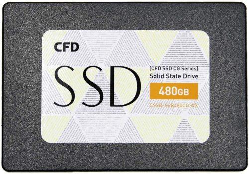 シーエフデー(CFD) CG3VXシリーズ CSSD-S6B480CG3VX