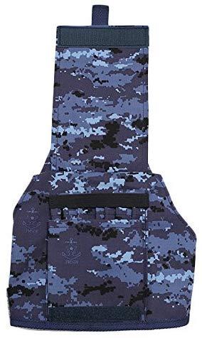 防衛省自衛隊グッズ 腕章型ペンケース 海自デジタル迷彩