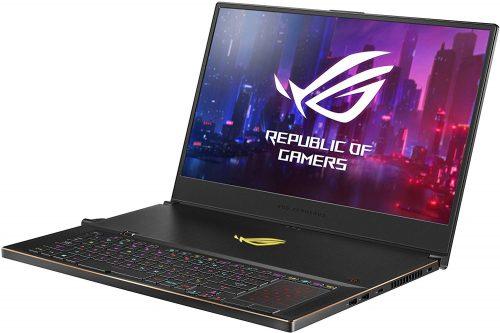 エイスース(ASUS) ゲーミングノートパソコン ROG ZEPHYRUS S GX701GXR-I7R2080Q