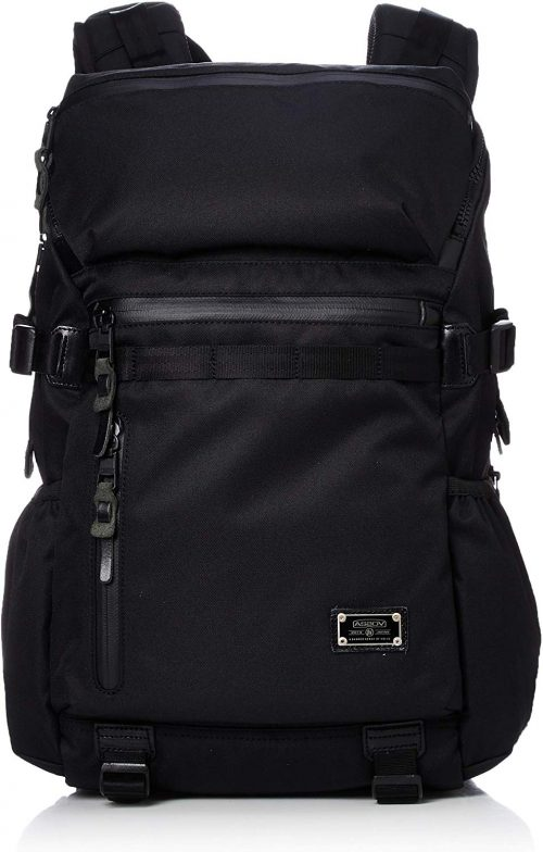 アッソブ(AS2OV) CORDURA DOBBY 305D ROUND ZIP BACK PACK 061409-10