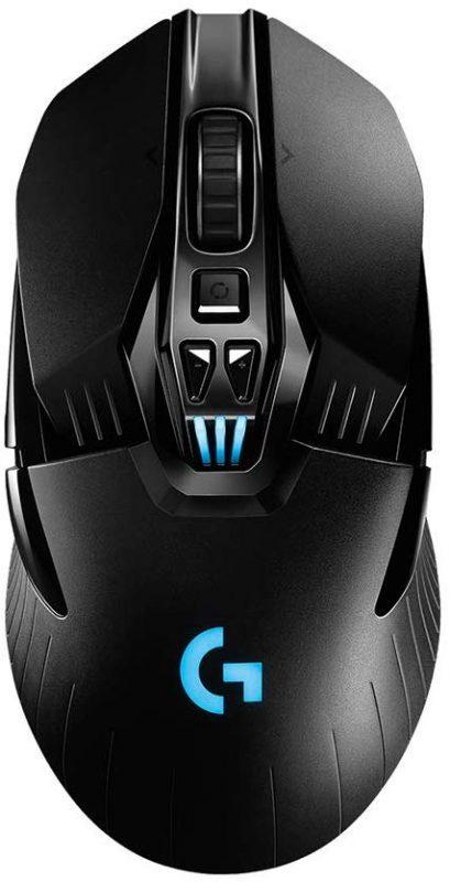 ロジクール(Logicool) Gシリーズ G903 LIGHTSPEEDワイヤレス ゲーミング マウス HEROセンサー G903 G903h