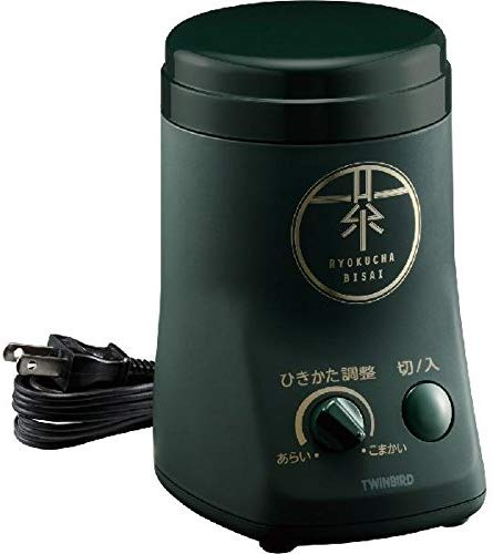 ツインバード(TWINBIRD) お茶ひき器 緑茶美採 GS-4671DG