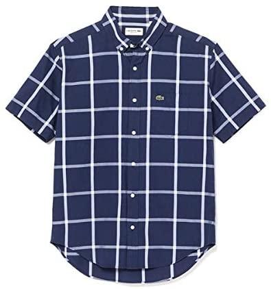 ラコステ(LACOSTE) オックスフォードシャツ 半袖