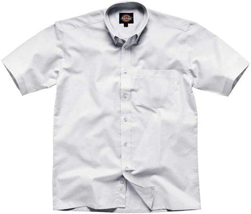ディッキーズ(Dickies) 半袖オックスフォードシャツ