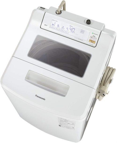 パナソニック(Panasonic) インバーター全自動洗濯機 NA-JFA806