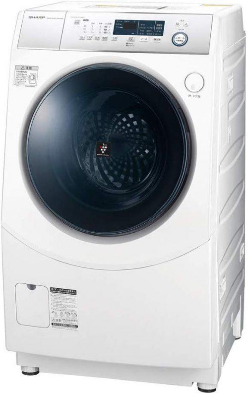 シャープ(SHARP) ドラム式洗濯乾燥機 ES-H10D