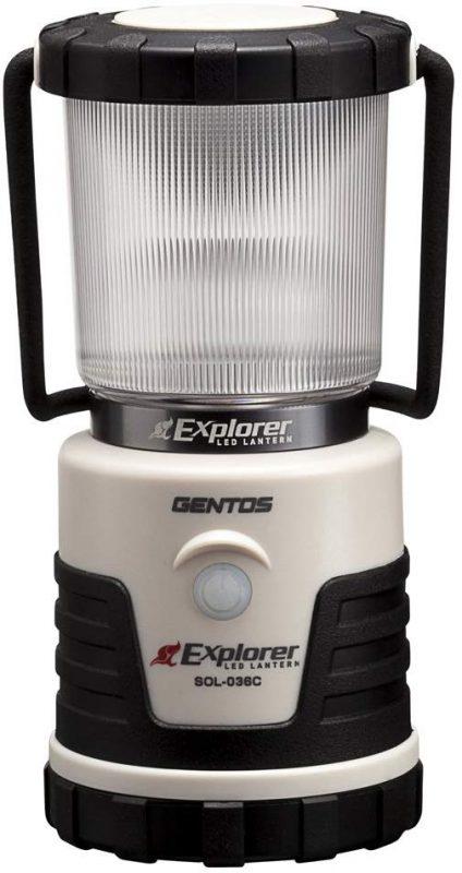 ジェントス(GENTOS) LED ランタン SOL-036C