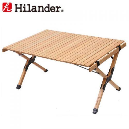 ハイランダー(Hilander) ウッドロールトップテーブル