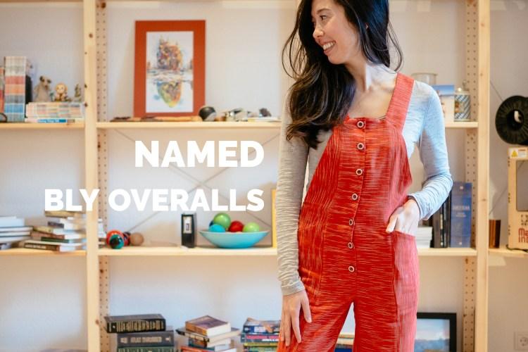 sakijane.com - named bly overalls