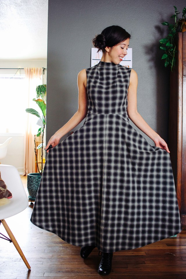 Martha Dress Hack - sakijane.com