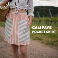 Cali Faye - Pocket Skirt