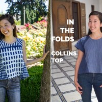 In The Folds - Collins Tops