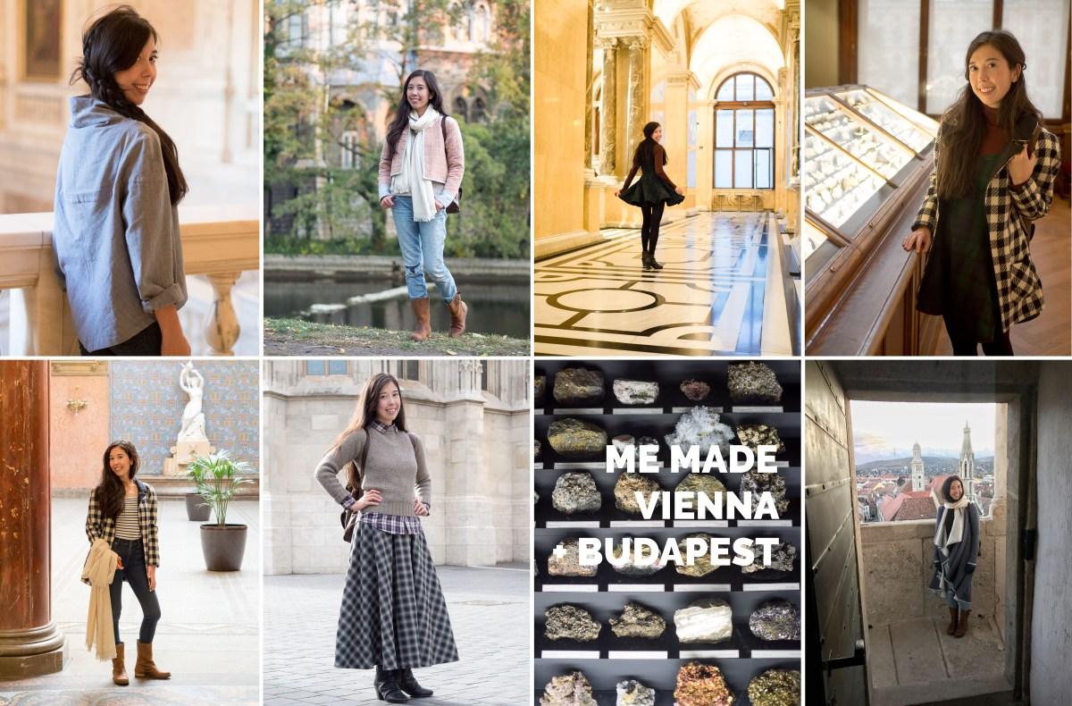 Me Made Vienna + Budapest