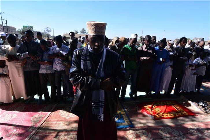 Angolan Muslim Community