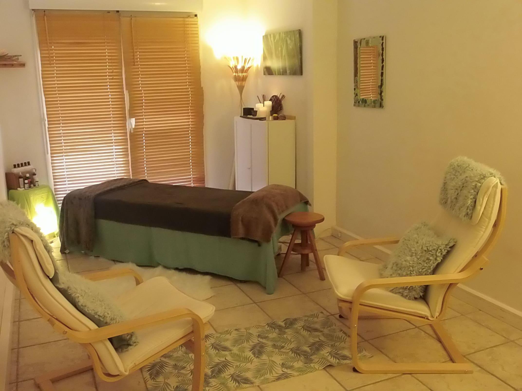 Détente, relaxation et zen avec Sakina Massages