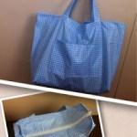 自分用のプールバッグ