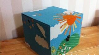 ディスク収納BOX