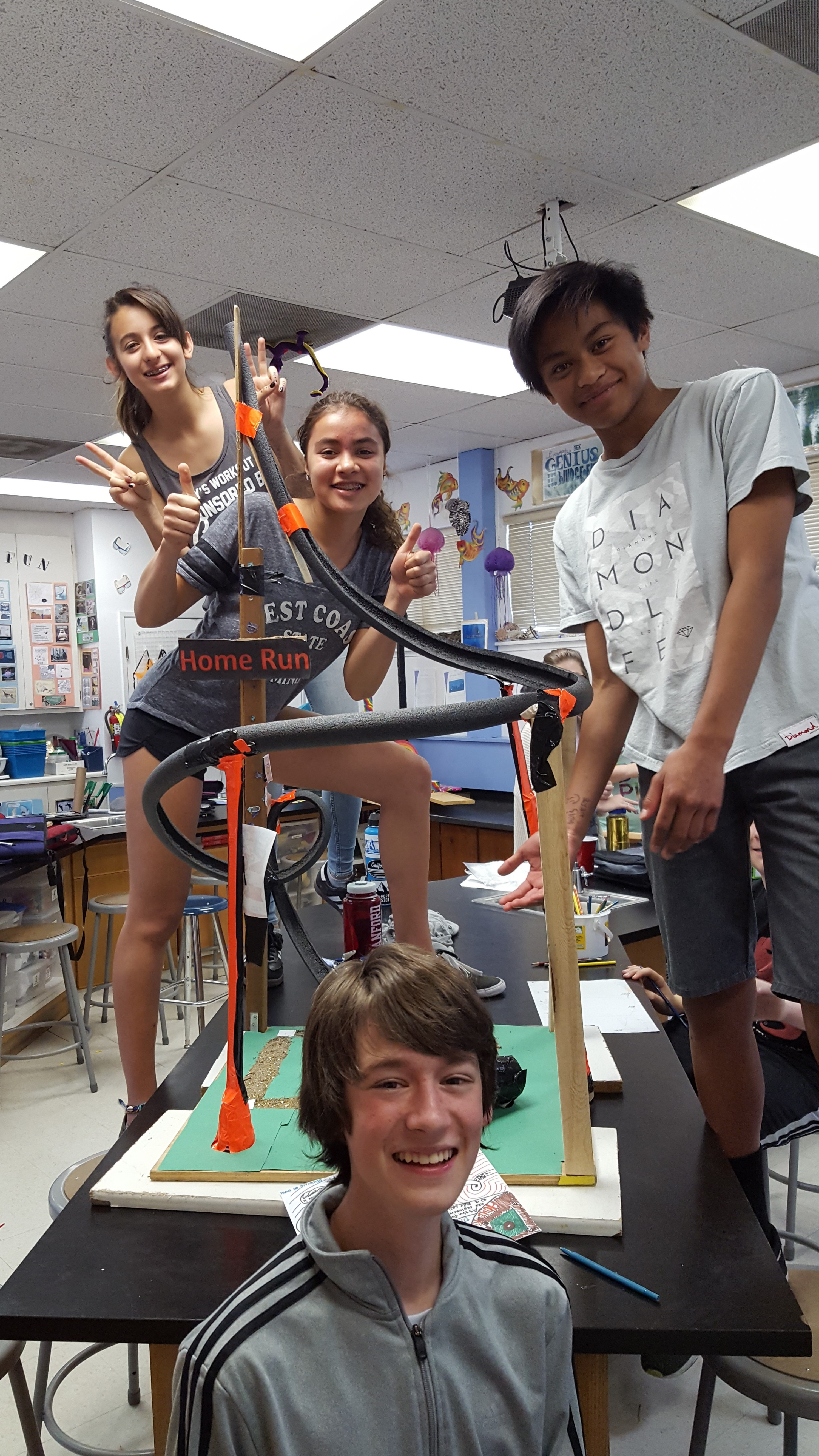 Roller Coaster Project Friday Blog