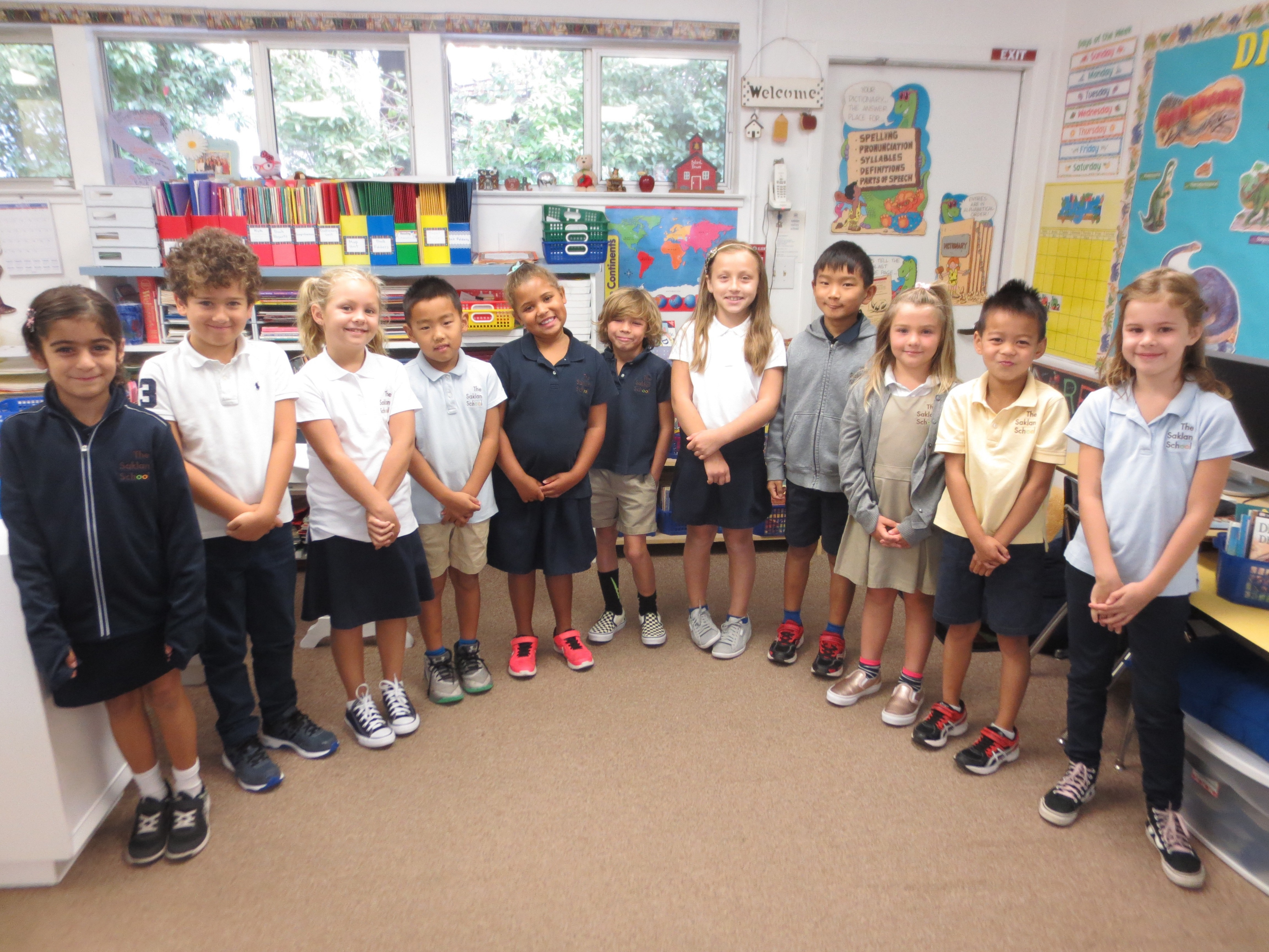 Dinosaurs In Second Grade Friday Blog