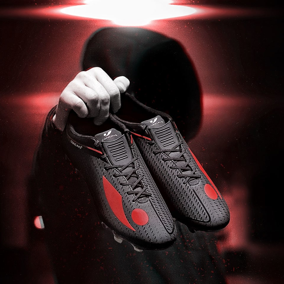 Concave Midnight Rage Pack 4