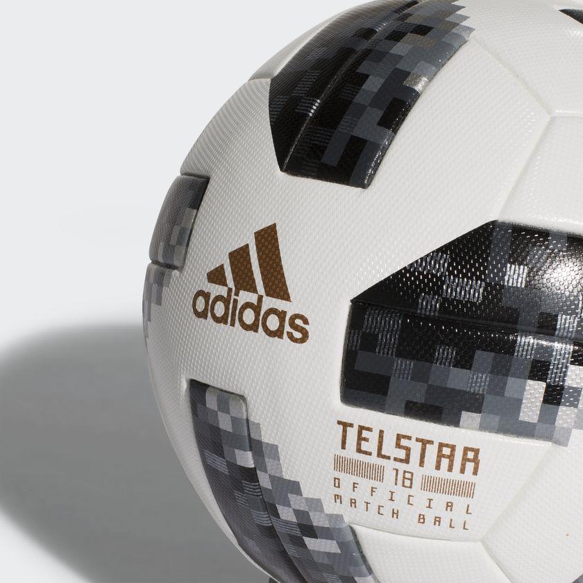 adidas præsenterer VM-bolden Telstar 18 6