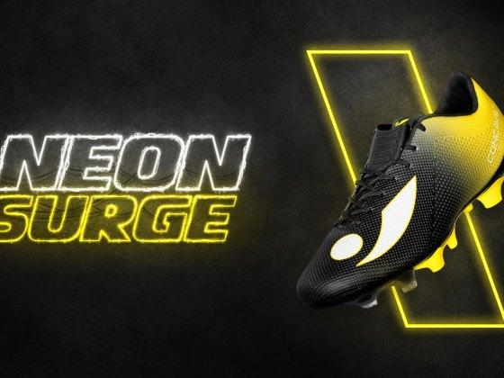 """Mød den nye Concave """"Neon Surge"""" Pack 2"""