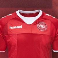 Danmark spiller VM-test i unik og nostalgisk landsholdstrøje