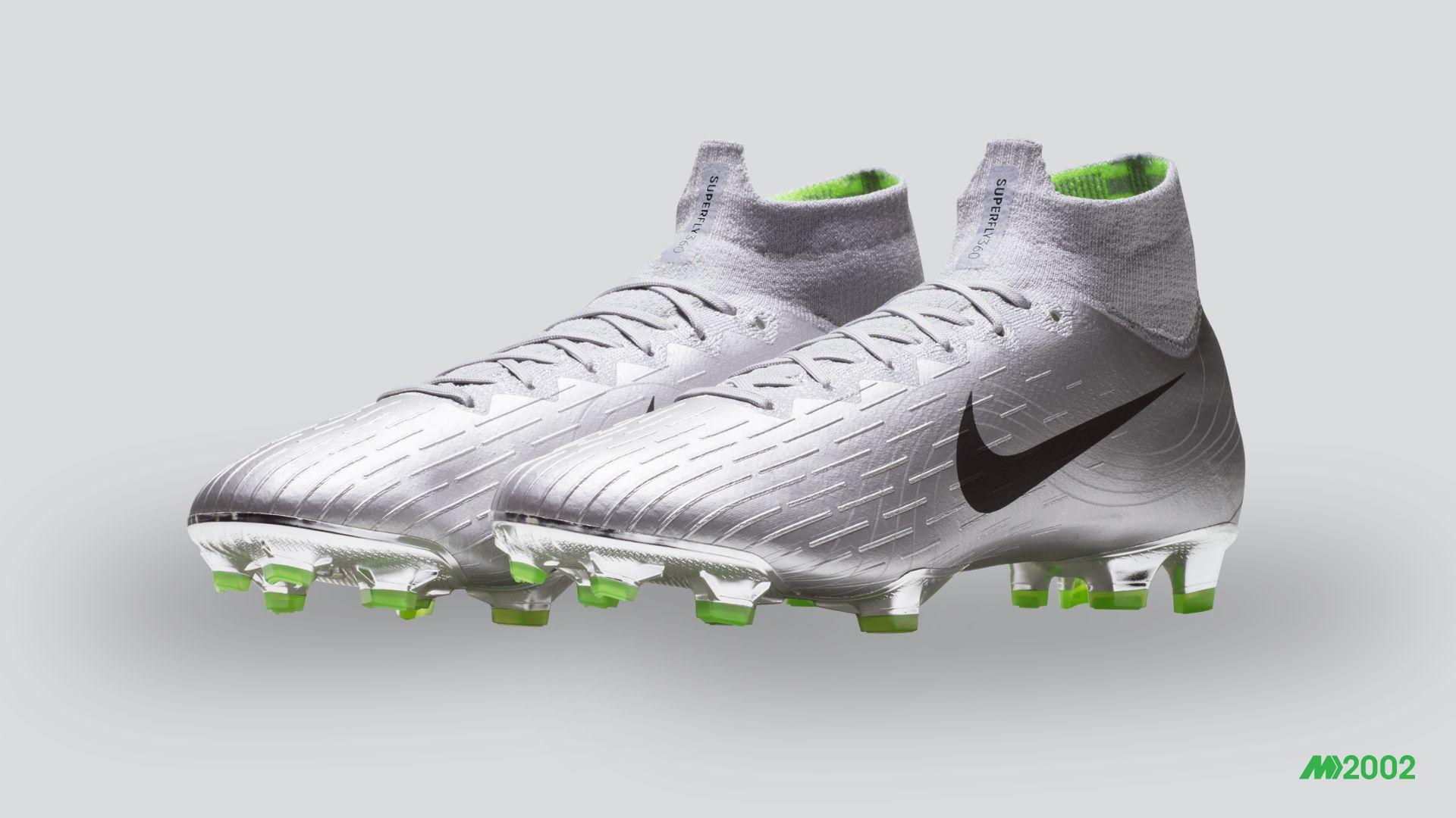 Nike lancerer fem ikoniske Mercurial VM-støvler 3