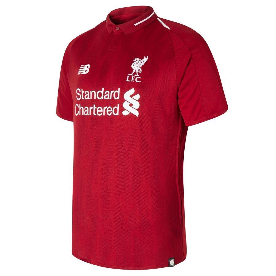 New Balance løfter sløret for Liverpools 2018/19-trøje 2