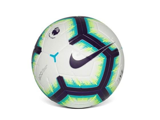 Nike præsenterer 2018/19 Premier League bold – Merlin Ball 8
