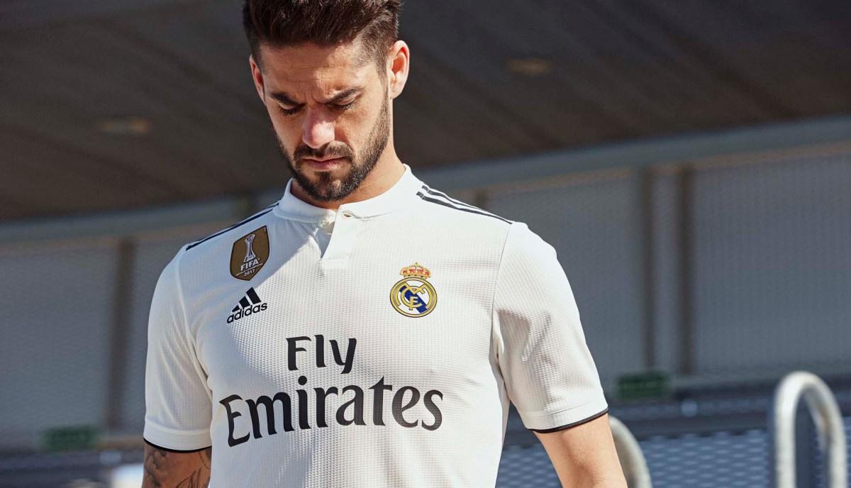 adidas 2018/19 Real Madrid Hjemmebane- og Udebanetrøje