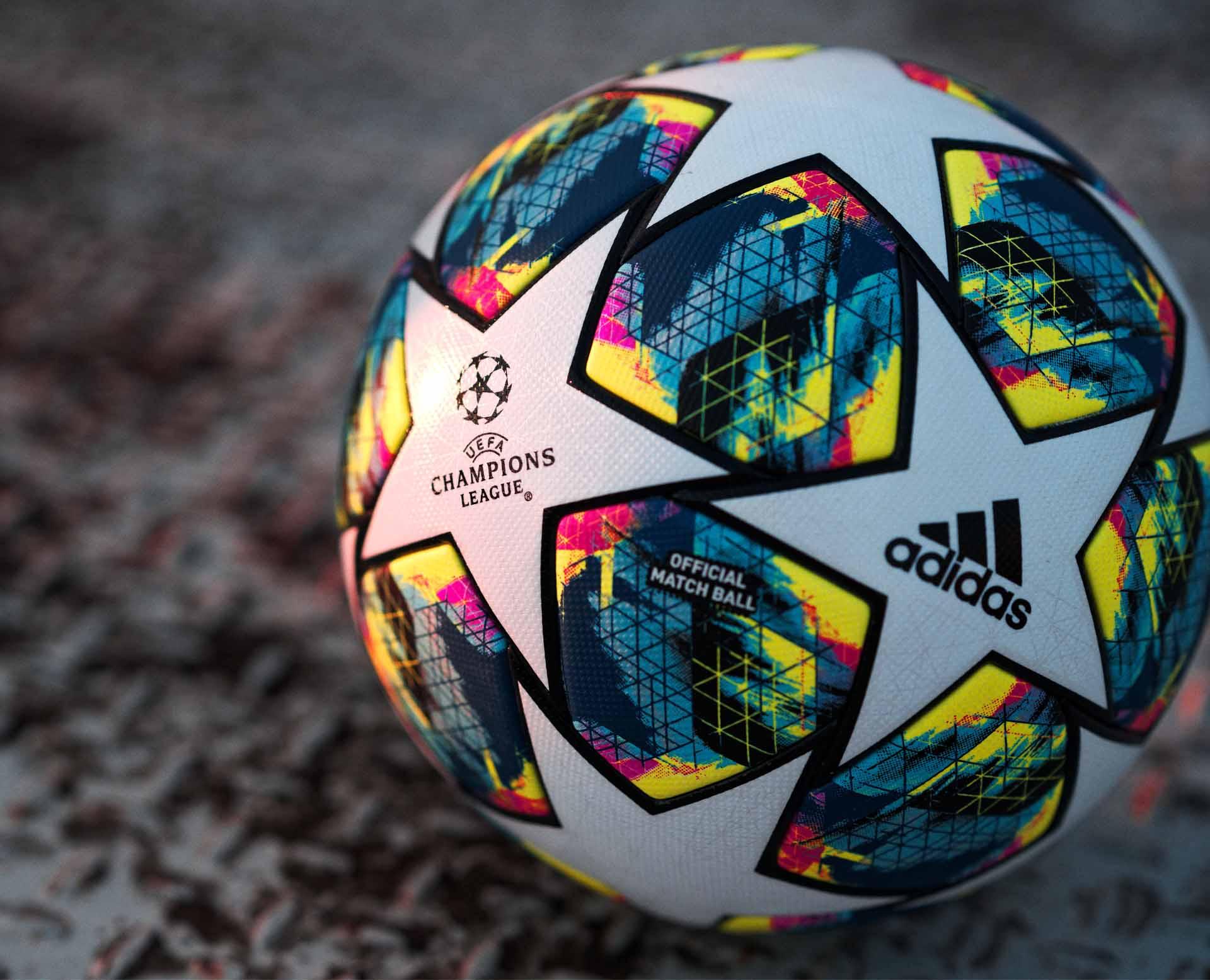 adidas præsenterer 2019/20 Champions League fodbold 2